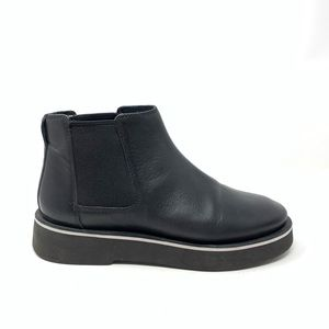 Camper leather rubber boots size 39
